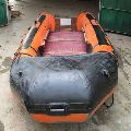 Petrol Inflatable Rubber Boat