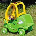 Plastic Kids Car