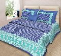 Cotton Printed Double Bedsheet