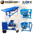 Automatic Cement tiles making machine