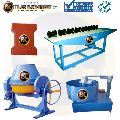 Manual Cement block making machine