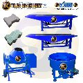 Manual Cement tiles making machine