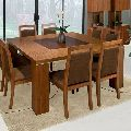 8 Seater Wooden Dining Table Set