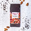 Daarzel Treats Milk Cocoa with Almonds Chocolate