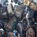 Large Electric Motor Scrap