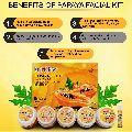 Nutriglow Papaya Fruit Facial Kit And Makeup Combo