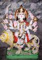 Durga Maa Marble Idols