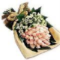 Pink Color Rose Bouquet