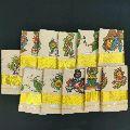 Tissue Printed Kerala Set Sarees