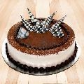 Soft Chocolate Truffle Cake