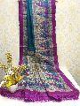 Tussar Ghicha Silk Saree