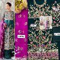Shree Fabs Sana Yashir Embroidered Collection