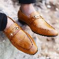 Stylish Leather Loafer Shoes