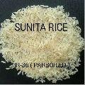 IR 36 Parboiled Rice