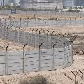 6 Feet RCC Readymade Compound Wall
