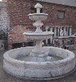 Decorative Stone Fountain