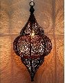 Decorative Iron Lantern