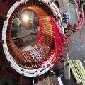 Stator Motor Under Rewinding