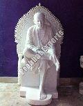 Marble Shirdi Sai Baba Statue 05