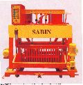HIGH CAPACITY HYDRAULIC TYPE EGG LAYING BLOCK MAKING MACHINE - MODEL No. SHM  117 M 1060