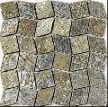 Green Slate Stone Mosaic Tiles