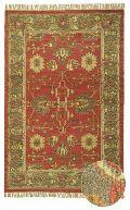 Fine Wool Flat Weave Carpet