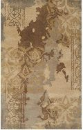 Hand Knotted Carpet Wc323