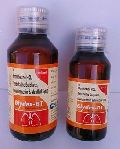 Bromhexine + Terbutaline Cough Syrup