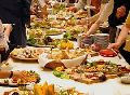 Indoor Wedding Catering Service