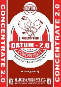 Concentrate 2.0 Datum Poultry Feed