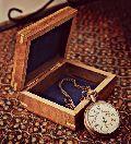 Brass Dollond London Pocket Watch