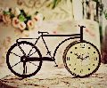 Decorative Cycle Clock