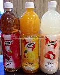 Refreshing Fruit Drinks