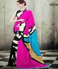 Kalika Designer silk Saree