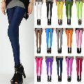Ladies Color Legging