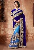 Desighner Embroidery Saree