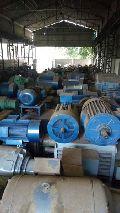 Industrial used electric motor