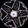 "15"" Prestige 5307 Black Polished"