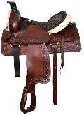 Trail Saddle western saddle