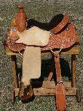 Western horse saddle All purpose
