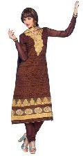 Semi Georgette Salwar Kameez