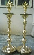 Traditional Brass Lamps