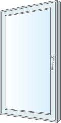 Tilt-N-Turn Windows