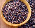 Black Organic Rice