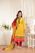 Embroidered Ladies Salwar Kameez