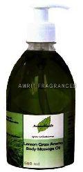 Lemon Body Massage Oil