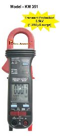 PHASE TRMS POWER CLAMP-ON METER