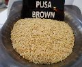 Pusa Brown Basmati Rice