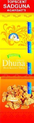 Herbal Dhuna Flora Incense Sticks