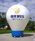 Inflatable Balloon Habr